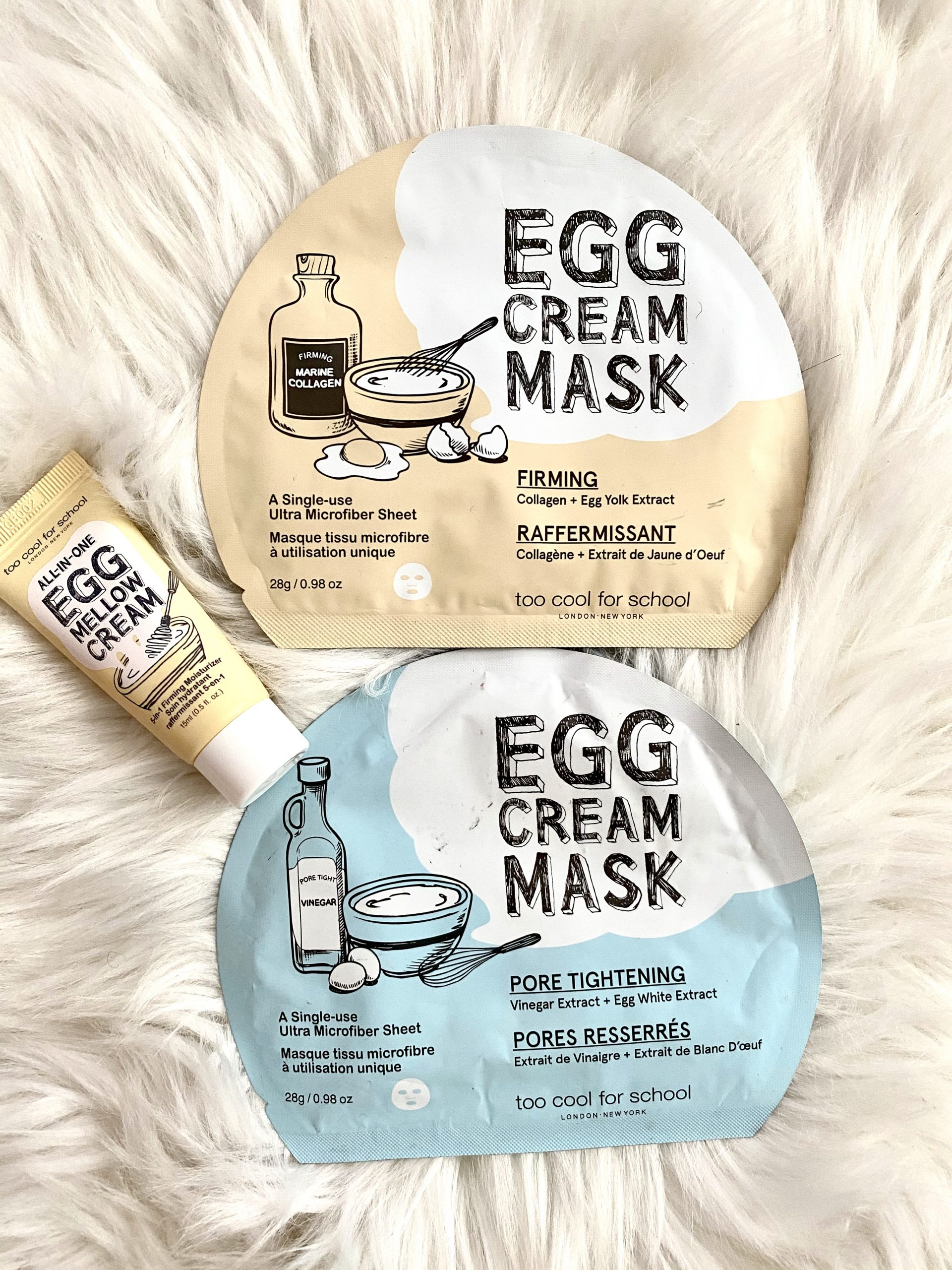 Too Cool For School Skincare Product Review   ERA en Vogue